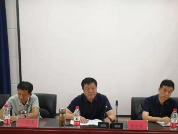 唐河县卫健委对我院中层干部进行综合考核考评
