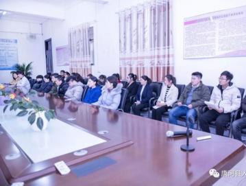"""唐河县人民医院2019年主题演讲比赛""""不忘初心、牢记使命""""决赛"""