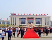 2020年9月30日唐河县人民医院参加唐河县烈士纪念日公祭活动