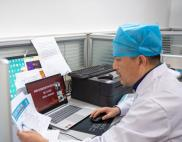 唐河县人民医院呼吸与危重症医学科规范化建设项目接受国家专家组线上指导评价