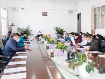 唐河县人民医院召开2021年药事管理与药物治疗学委员会议