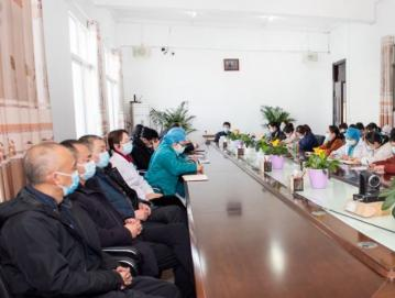 唐河县人民医院召开2020年医院感染管理委员会会议