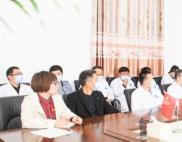 中国(河南)创伤救治联盟现场审核专家组莅临唐河县人民医院创伤救治中心检查指导