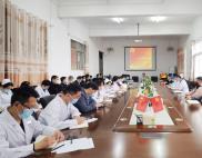 唐河县人民医院:支部书记讲党史系列活动——内科、药剂党支部