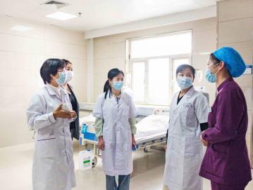 南阳市血液净化质量控制中心对我院血液净化室督导检查